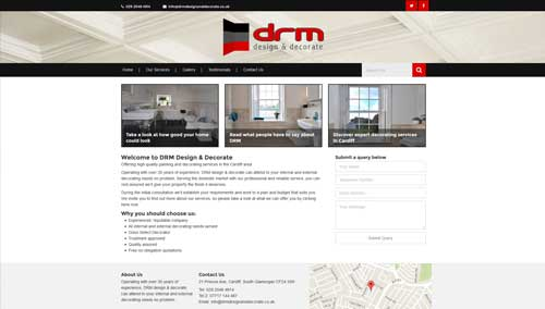DRM Design and Decorate